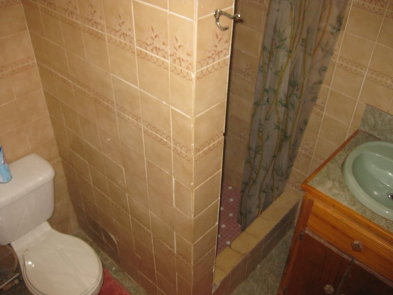 Picture of shared bathroom