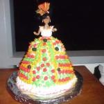 Creole cake 2010