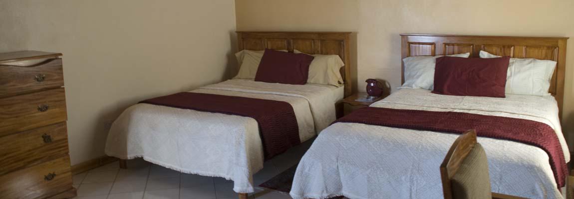 Elegant and Spacious Rooms
